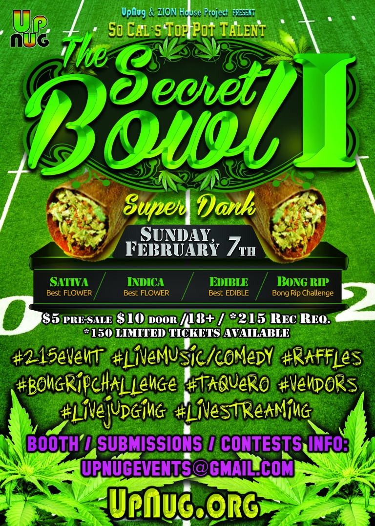 Secret Bowl I Poster Gen Info