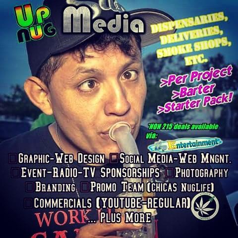 #ForHire #Barter #UpNugMedia
